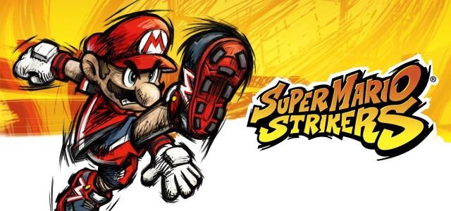 Super Mario Strikers – GameCube