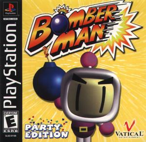 Bomberman Party Edition box