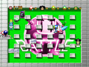 bomberman party edition party mode