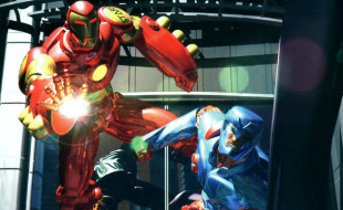 Iron Man X-O Manowar In Heavy Metal – PlayStation