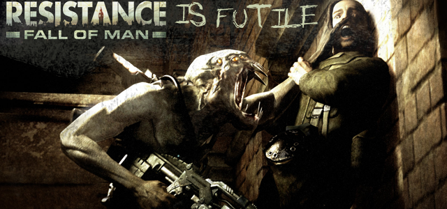 Resistance: Fall of Man – PlayStation 3