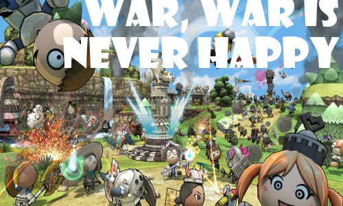 Happy Wars – Xbox 360