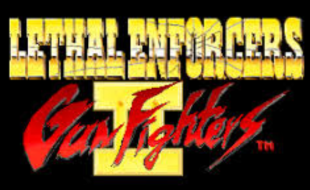 Lethal Enforcers II: Gun Fighters – Sega Genesis