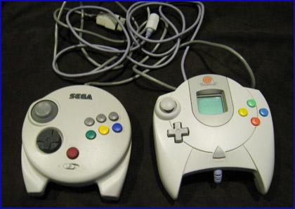 Sega Dreamcast Controller - Nerd Bacon Reviews
