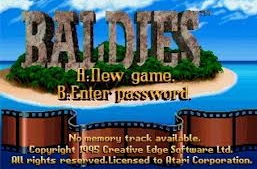 Baldies – Atari Jaguar CD
