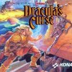 Castlevania III:  Dracula's Curse – NES