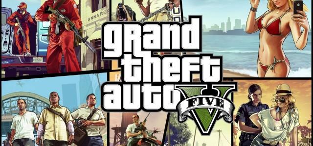 Grand Theft Auto V – PS3