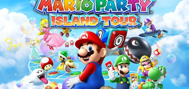 Mario Party:  Island Tour – 3DS