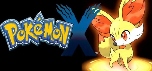 Pokémon X – 3DS