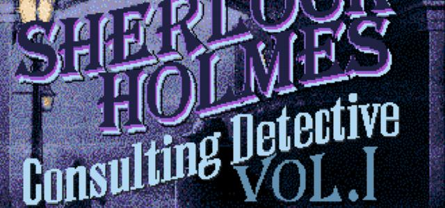 Sherlock Holmes Consulting Detective – TurboGrafx CD
