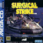 Surgical Strike – Sega CD