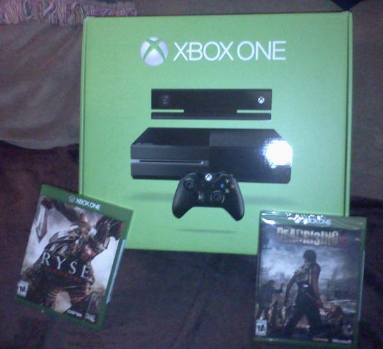Cubie's Xbox One