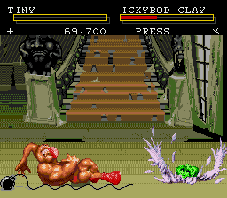 clay fighter 2nd level