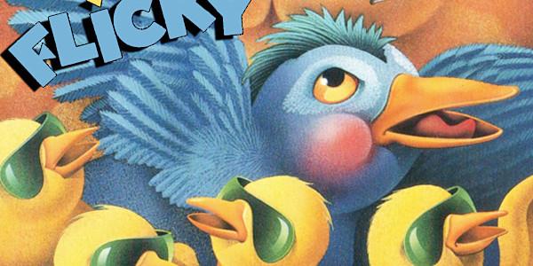 Flicky – Genesis