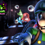 Luigi's Mansion: Dark Moon – 3DS