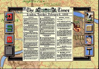 sherlock holmes map