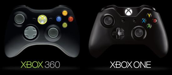 360 vs. XB1 Controller