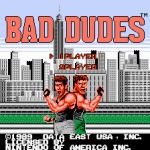 Bad Dudes – NES