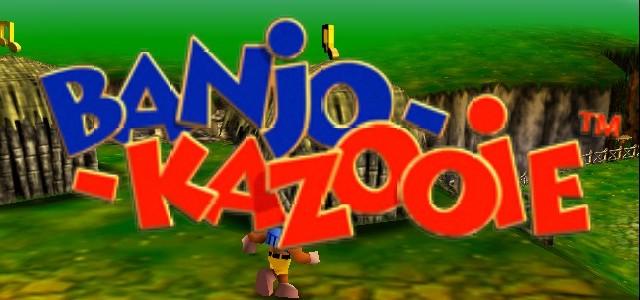 Banjo-Kazooie – Nintendo 64