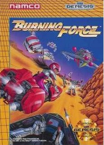 Burning FOrce Coverart