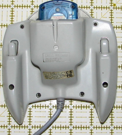 Dreamcast Controller (Back)