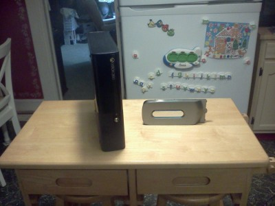 Xbox 360 HD Transfer