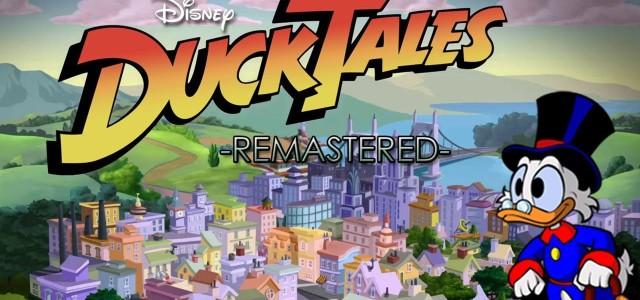 DuckTales Remastered – Wii U