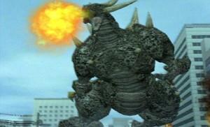 Make sure to say hello to Godzillas cousin Dantarion.