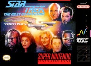Hi floating heads of the main cast of Star Trek: TNG!