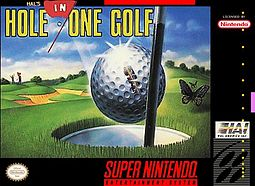 Hole-in-one-golf
