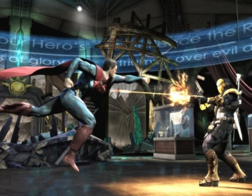 Injustice: Gods Among Us: Ultimate Edition PS4