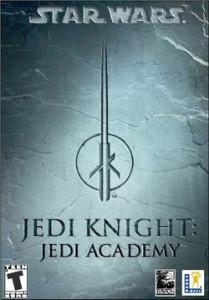 Jedi Academy Boxart