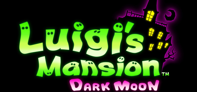Luigi's Mansion:  Dark Moon – 3DS