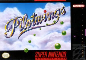 Pilotwings – SNES