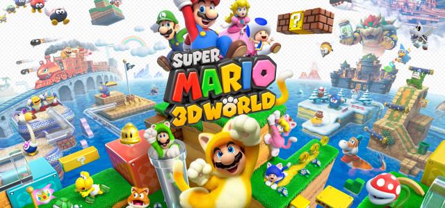Super Mario 3D World – Wii U