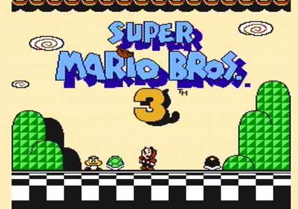 Super Mario Bros 3 – NES