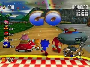 Sonic R 3