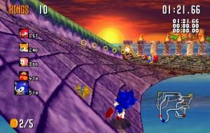 Sonic R 4