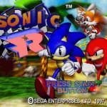 Sonic R – Sega Saturn