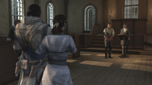 Homestead missions show the softer side of Connor the we don't get to see in the main missions.
