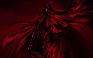 final fantasy vii vincent valentine