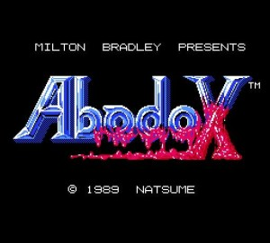 abadox title