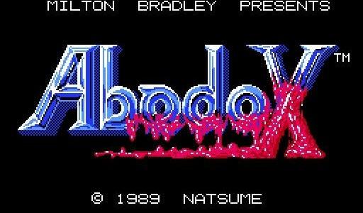 Abadox – NES