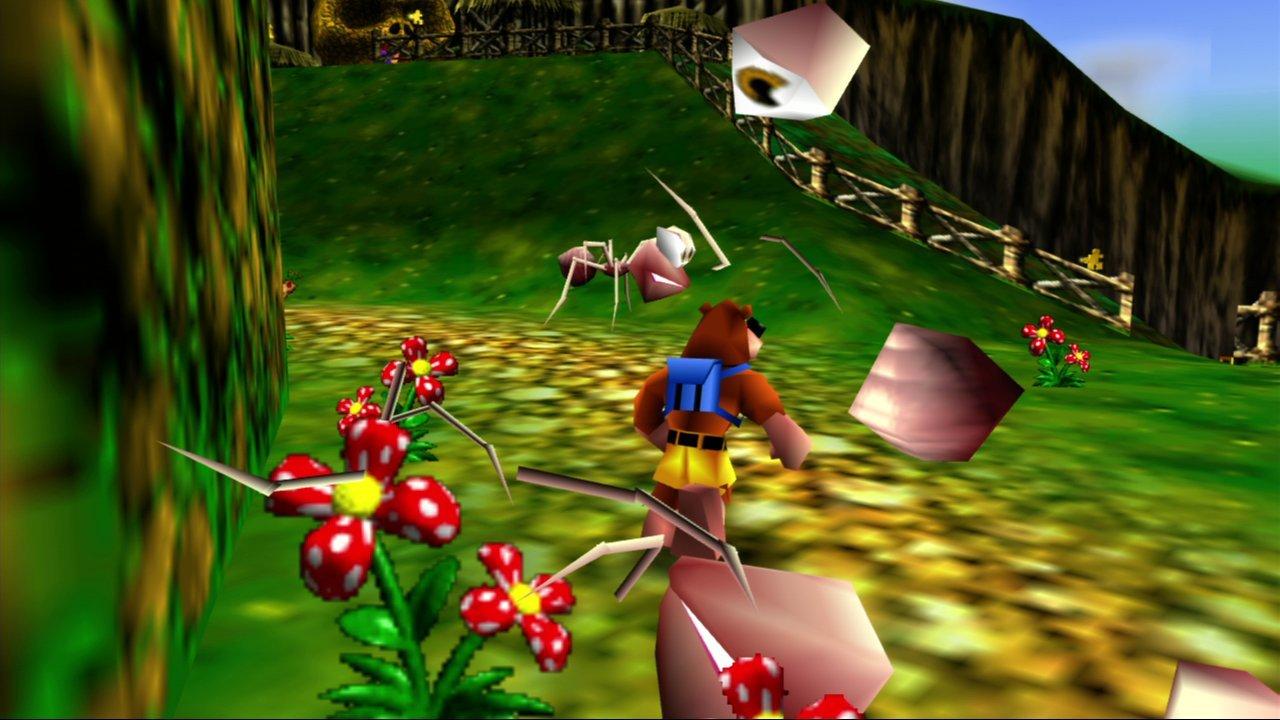 Banjo Kazooie Jinjo Colors Banjo-kazooie-nintendo-64-n64-
