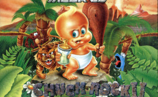 Chuck Rock II: Son of Chuck – Sega CD