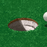 Hal's Hole-in-One Golf – SNES