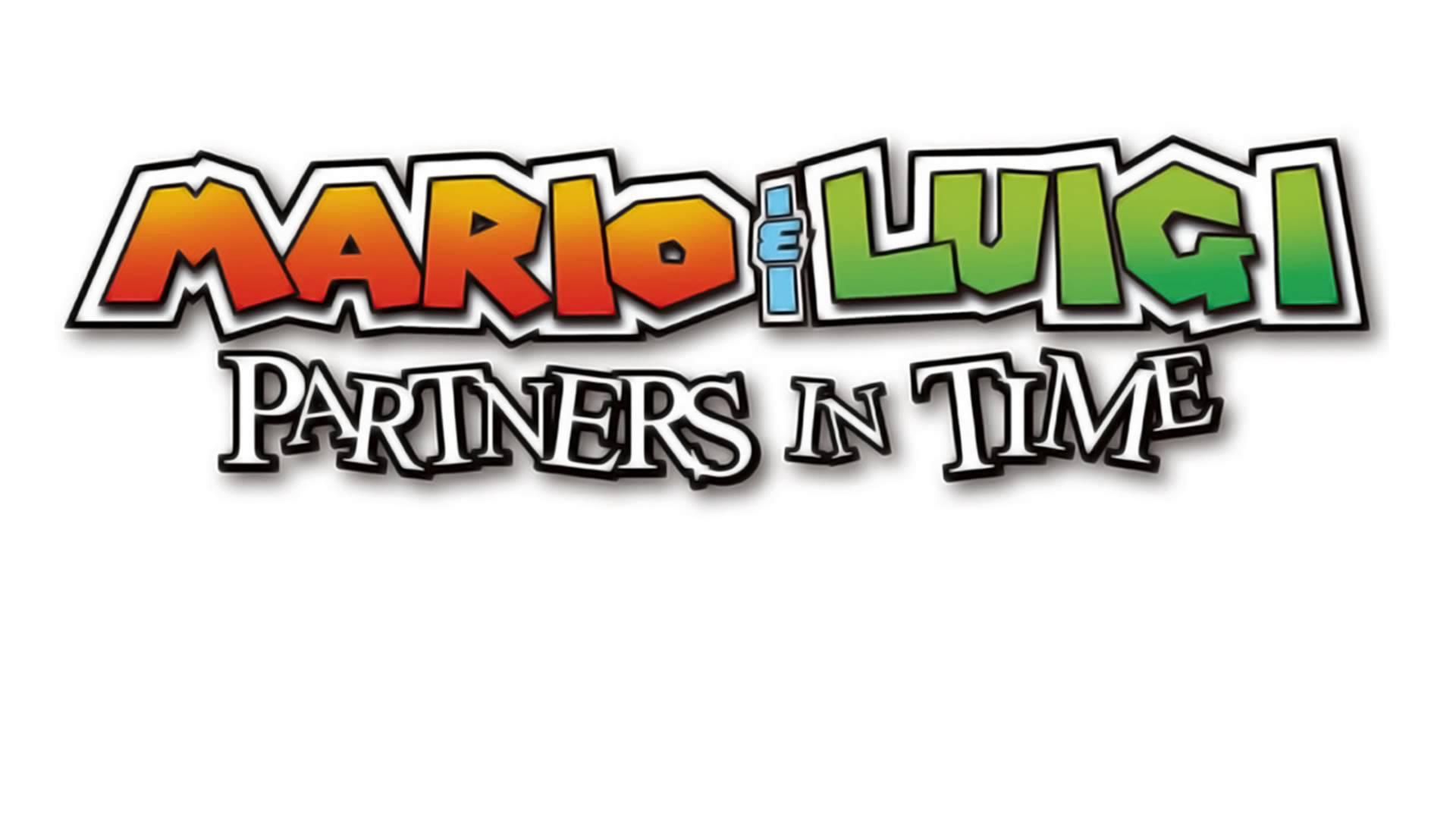 Mario Luigi Partners In Time Nintendo Ds Nerd Bacon