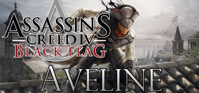 Assassin's Creed 4 DLC – Aveline – PS4