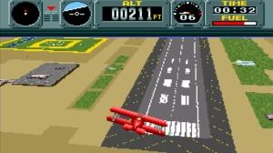 Pilotwings light plane