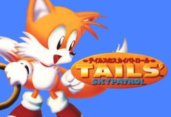 Tails' Skypatrol – Game Gear